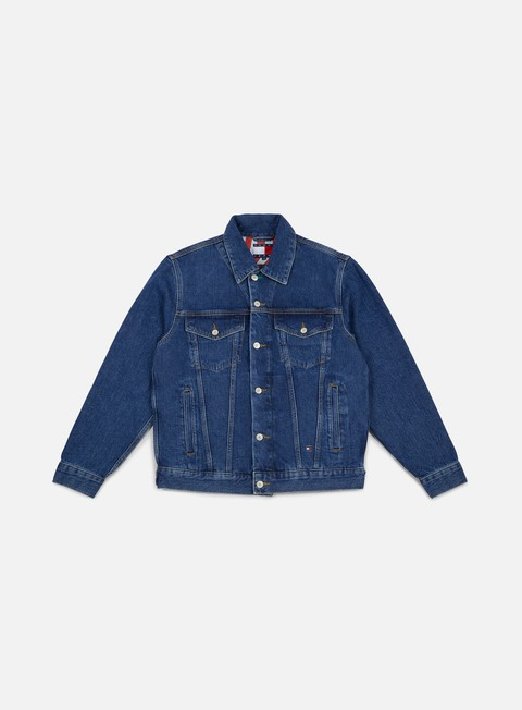 giacche tommy hilfiger tj 90s denim jacket denim blue