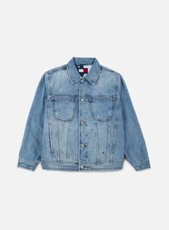 Tommy Hilfiger - TJ 90s Denim Jacket, Mid Stone Wash 1