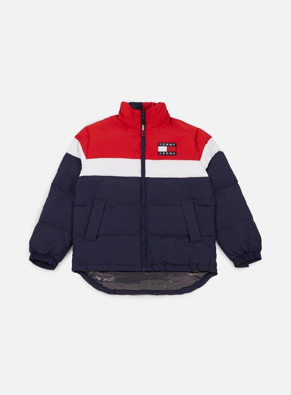 reputable site f6021 a6922 TJ 90s RWB Puffa Jacket