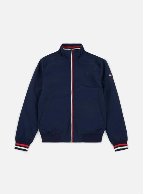 giacche tommy hilfiger tj basic casual bomber jacket black iris
