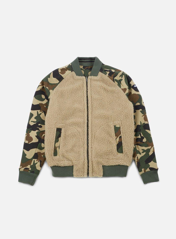 6335cb005 TOMMY HILFIGER TJ Camo Sherpa Mix Jacket € 90 Intermediate Jackets ...