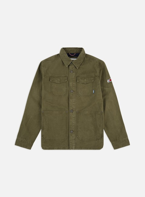 Light Jackets Tommy Hilfiger TJ Cargo Jacket