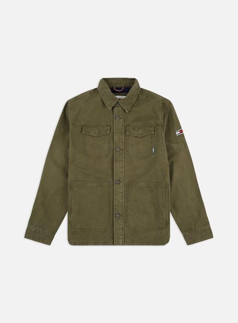 Outlet e Saldi Giacche Leggere Tommy Hilfiger TJ Cargo Jacket
