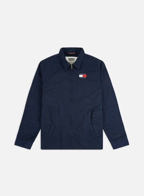 Sale Outlet Light Jackets Tommy Hilfiger TJ Casual Cotton Jacket