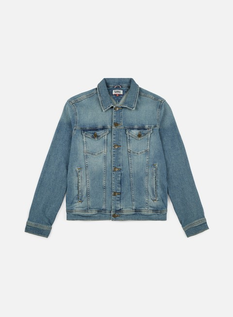 Sale Outlet Light Jackets Tommy Hilfiger TJ Classic Trucker Jacket