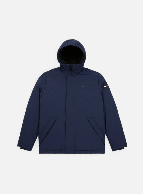 Winter Jackets Tommy Hilfiger TJ Coated Jacket