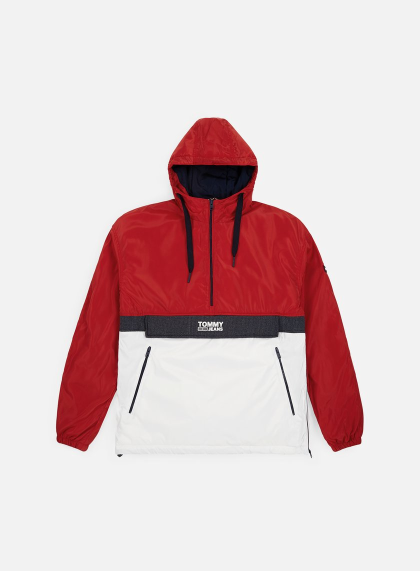 Tommy Hilfiger TJ Colorblock Popover Jacket