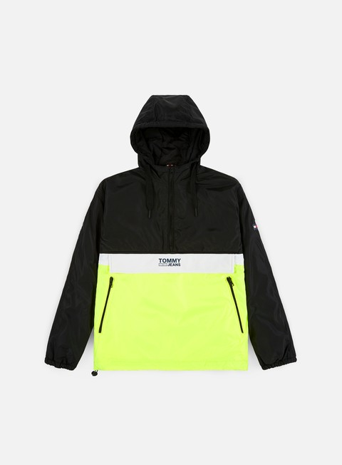 Intermediate Jackets Tommy Hilfiger TJ Colorblock Popover Jacket