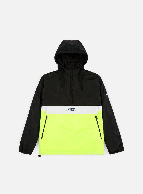 Tommy Hilfiger TJ Colorblock Popover Jacket