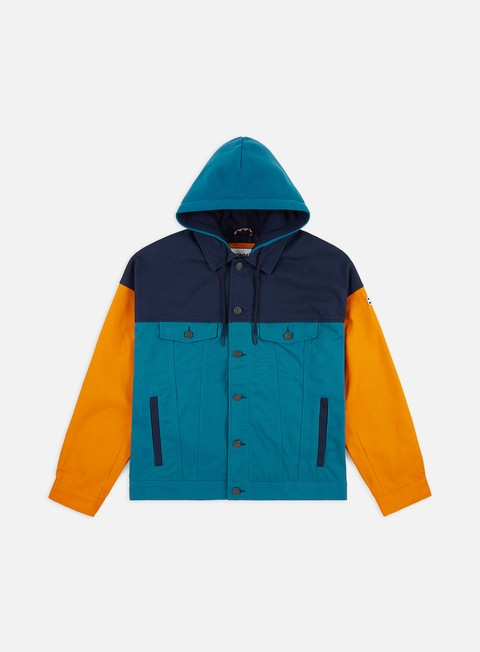 Intermediate Jackets Tommy Hilfiger TJ Colorblocking Jacket