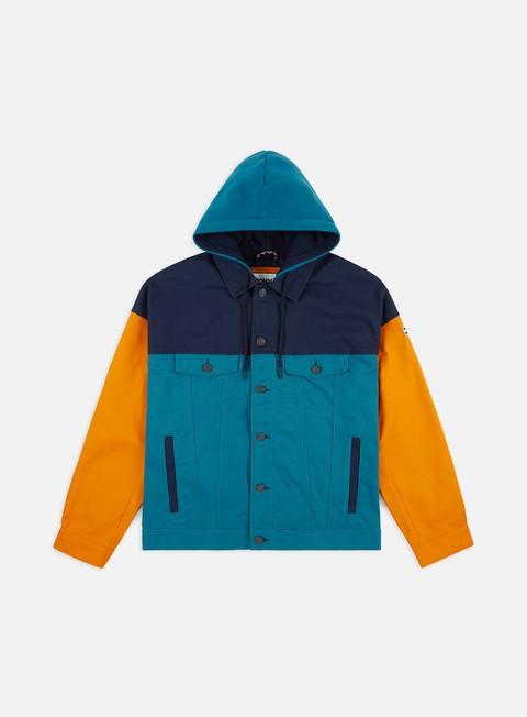 Giacche Intermedie Tommy Hilfiger TJ Colorblocking Jacket