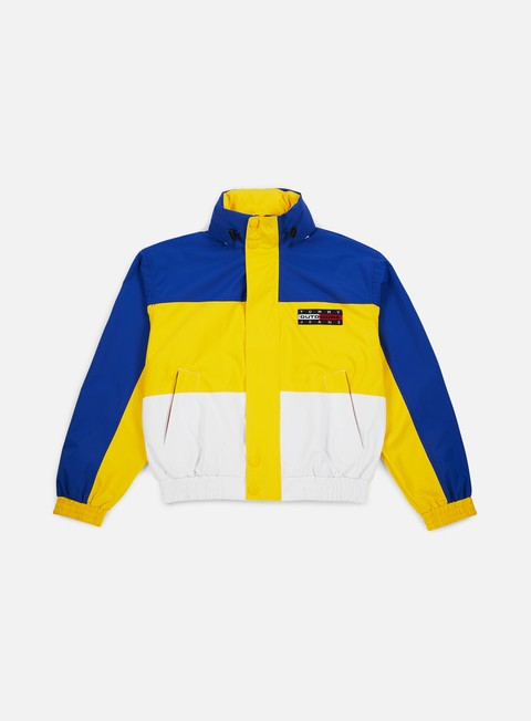 Sale Outlet Light Jackets Tommy Hilfiger TJ Colour Block Jacket