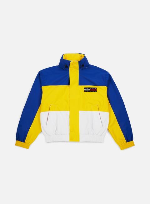 Giacche Leggere Tommy Hilfiger TJ Colour Block Jacket