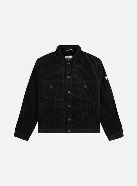 Giacche Invernali Tommy Hilfiger TJ Cord Trucker Jacket