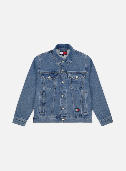 Tommy Hilfiger TJ Crest Flag Trucker Jacket