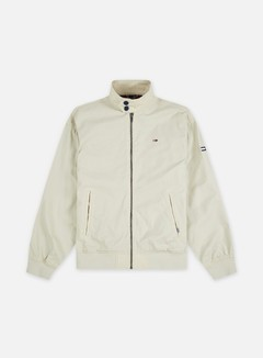 Tommy Hilfiger - TJ Cuffed Cotton Jacket, Light Silt
