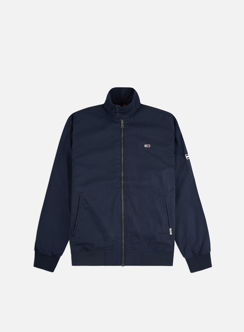Tommy Hilfiger TJ Cuffed Cotton Jacket