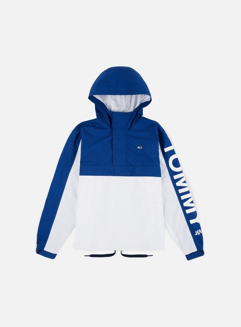 Outlet e Saldi Giacche Intermedie Tommy Hilfiger TJ Graphic Popover Anorak Jacket