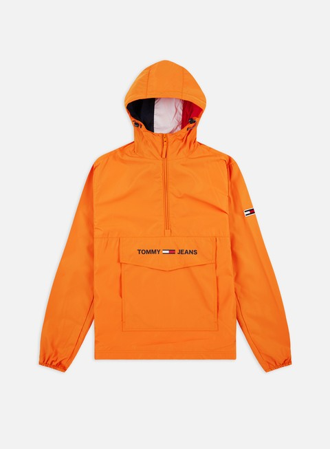 Tommy Hilfiger TJ Light Weigh Popover Jacket