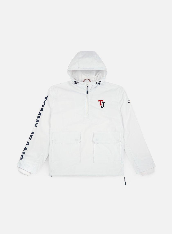 Tommy Hilfiger TJ Logo Pullover Jacket