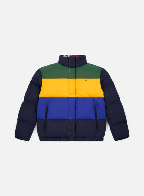 Down Jackets Tommy Hilfiger TJ Oversize Color Down Jacket