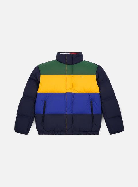 Giacche Invernali Tommy Hilfiger TJ Oversize Color Down Jacket