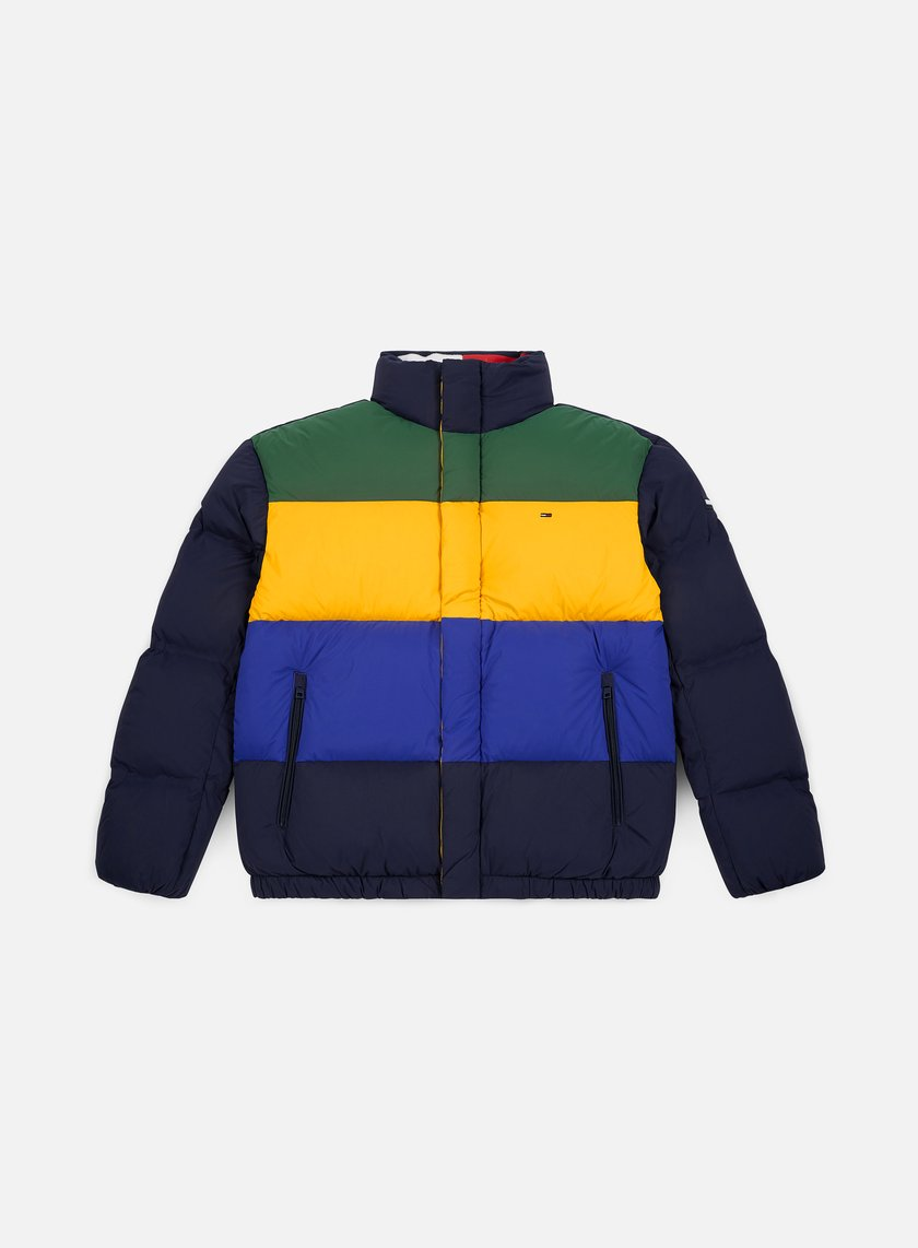 Tommy Hilfiger TJ Oversize Color Down Jacket