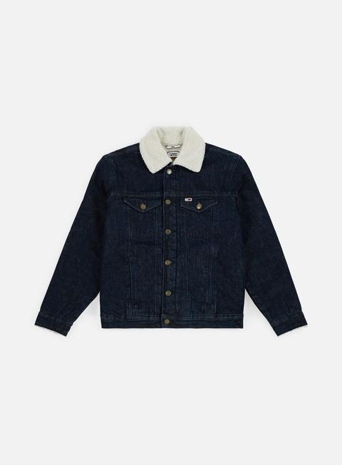 Giacche di Jeans Tommy Hilfiger TJ  Oversize Sherpa TK Jacket