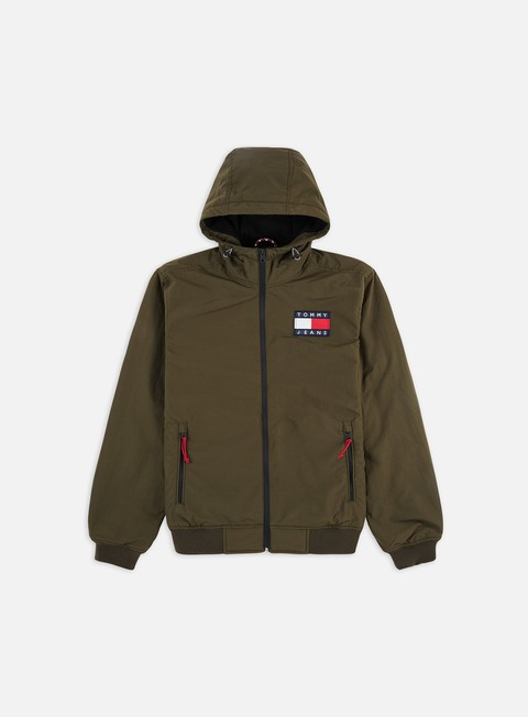 Intermediate Jackets Tommy Hilfiger TJ Padded Nylon Jacket