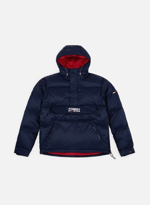 Winter Jackets Tommy Hilfiger TJ Padded Popover Jacket
