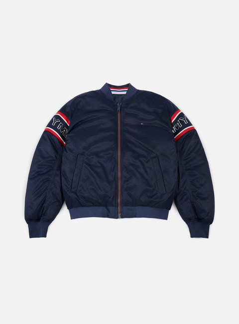 Intermediate Jackets Tommy Hilfiger TJ Padded Reversible Bomber Jacket