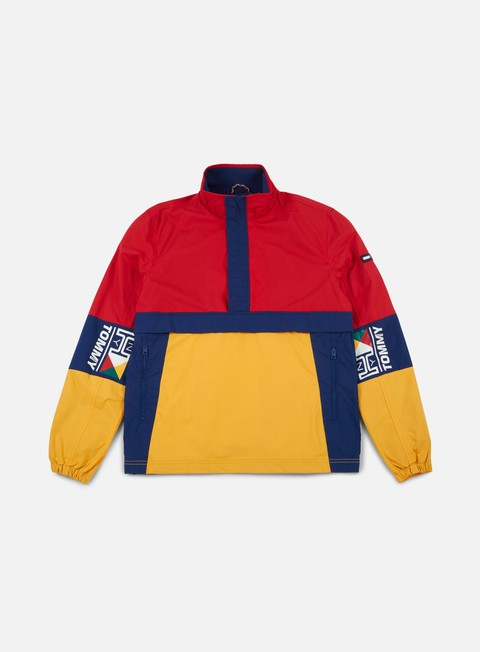 Light Jackets Tommy Hilfiger TJ Retro Block Pullover Jacket
