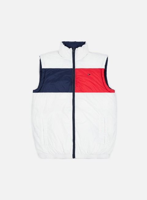Sale Outlet Intermediate Jackets Tommy Hilfiger TJ Reverse Gilet
