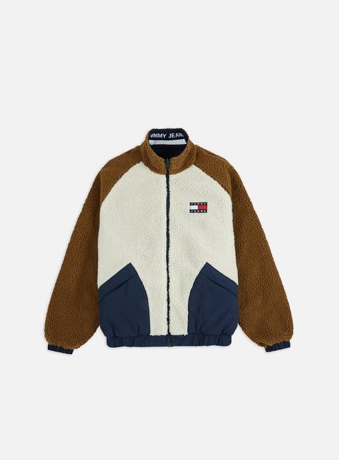 Maglioni e Pile Tommy Hilfiger TJ Reversibile Retro Jacket