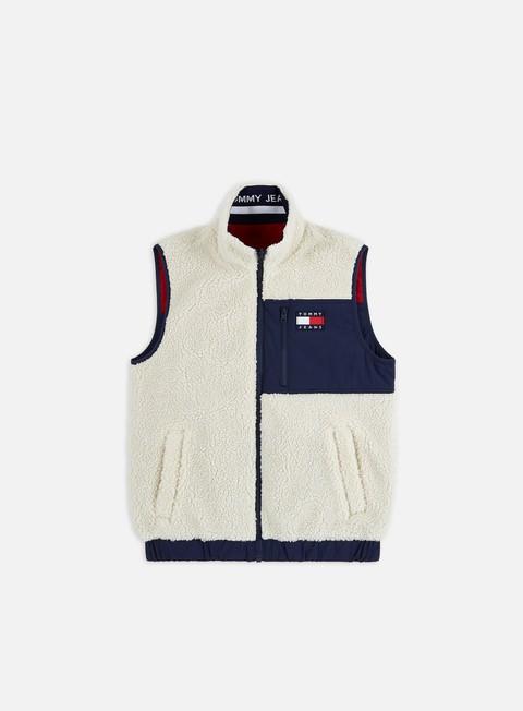 Giacche Smanicate Tommy Hilfiger TJ Reversible Retro Vest