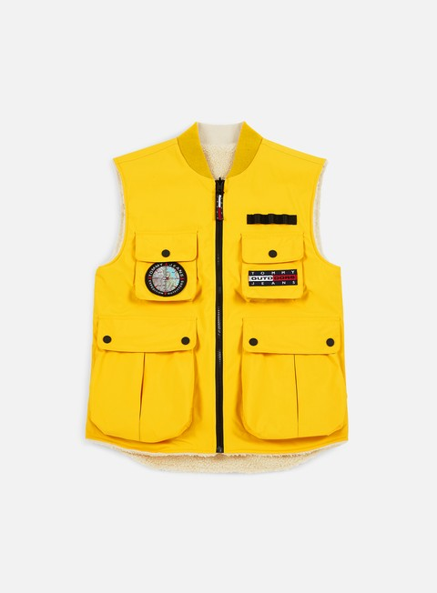 Sale Outlet Intermediate Jackets Tommy Hilfiger TJ Reversible Vest