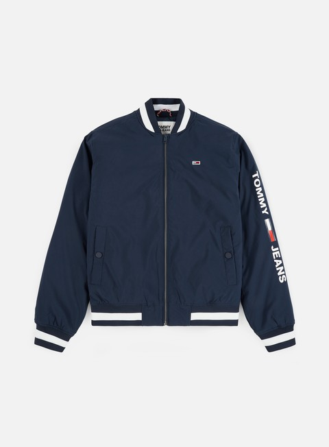Intermediate Jackets Tommy Hilfiger TJ Ribbed Bomber Jacket