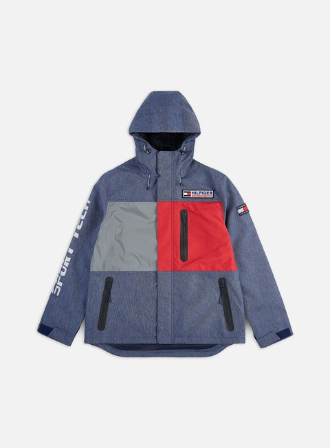 Intermediate Jackets Tommy Hilfiger TJ Sport Tech Jacket