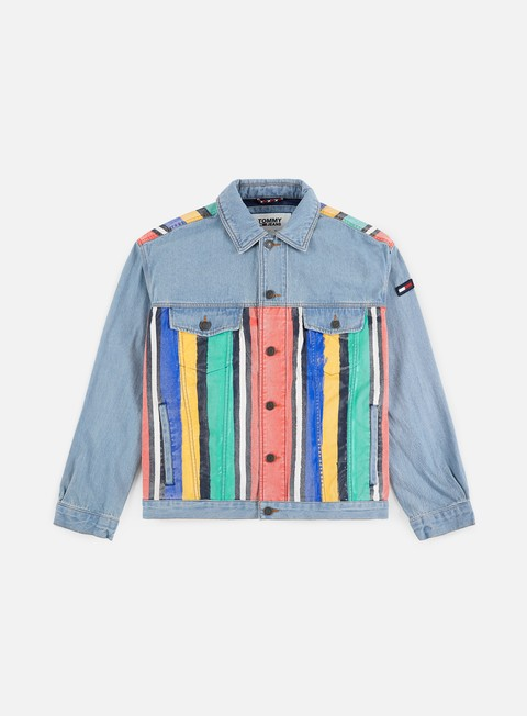 Tommy Hilfiger TJ Stripe Denim Jacket