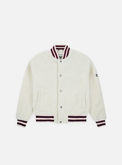 Winter Jackets Tommy Hilfiger TJ Teddy Bomber Jacket