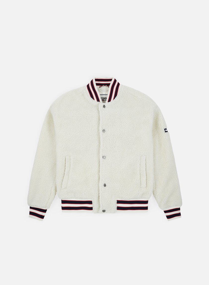 5e529783 TOMMY HILFIGER TJ Teddy Bomber Jacket € 85 Winter Jackets | Graffitishop