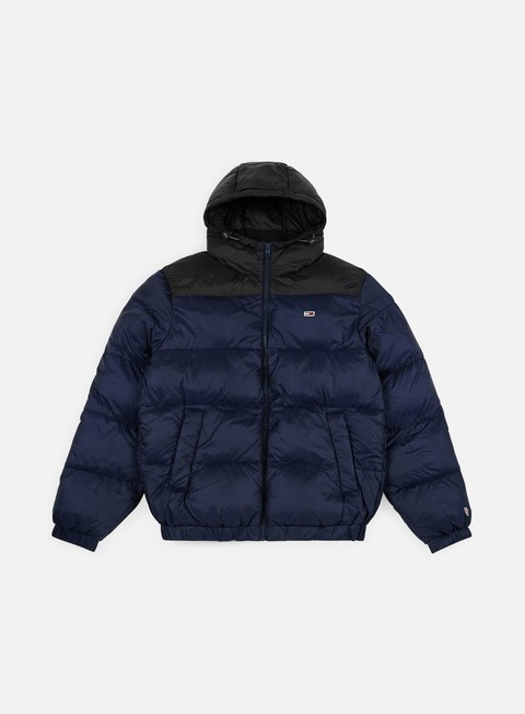 Winter Jackets Tommy Hilfiger TJ Tommy Classics Puffa Jacket