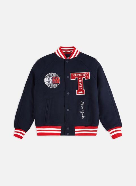 Giacche Intermedie Tommy Hilfiger TJ Varsity Jacket