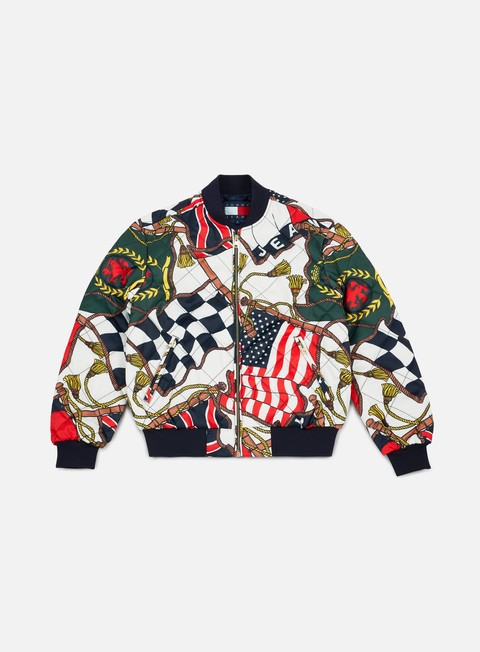 Giacche Intermedie Tommy Hilfiger WMNS TJ 90s AOP Bomber Jacket