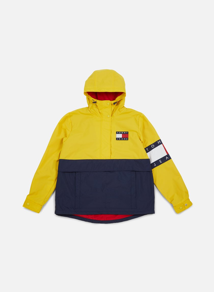 best authentic 338bc 13549 WMNS TJ 90s Colorblock Pullover Jacket
