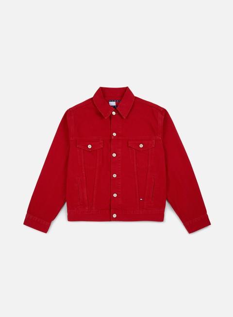 Outlet e Saldi Giacche Leggere Tommy Hilfiger WMNS TJ 90s Coloured Denim Jacket