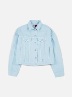 Tommy Hilfiger - WMNS TJ 90s Girlfriend Trucker Jacket, Corydalis Blue 1