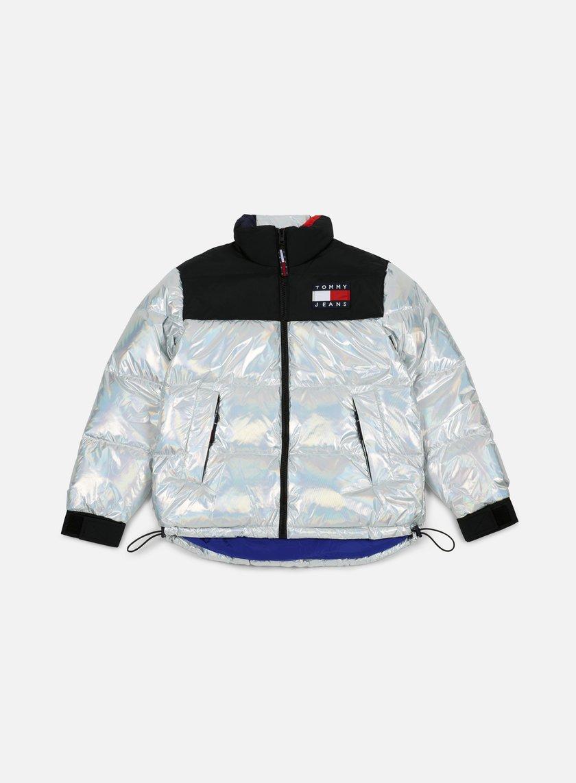 TOMMY HILFIGER WMNS TJ 90s Original Puffa Jacket € 215 Winter ... 6989d3cfe