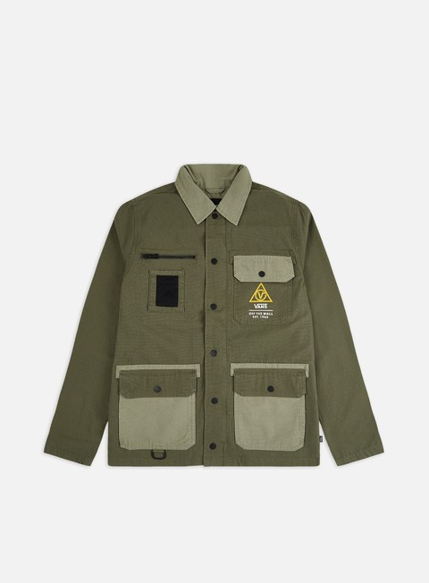 Giacche Leggere Vans 66 Supply Drill Chore Military Coat