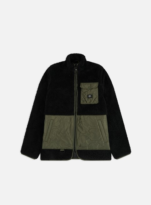 Giacche Smanicate Vans 66 Supply Weber Jacket